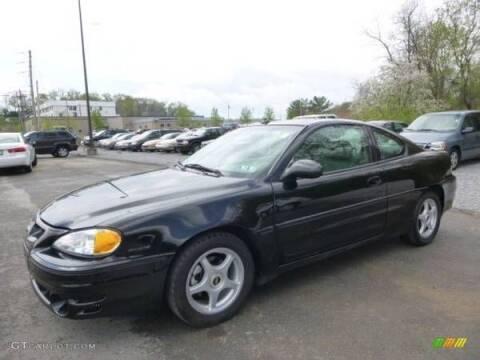 2001 Pontiac Grand Am for sale at Glory Auto Sales LTD in Reynoldsburg OH
