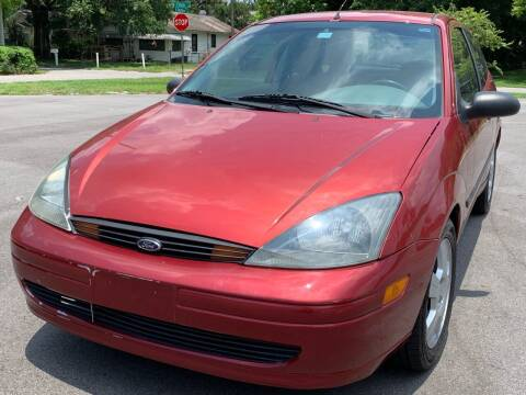 2003 Ford Focus for sale at Consumer Auto Credit in Tampa FL