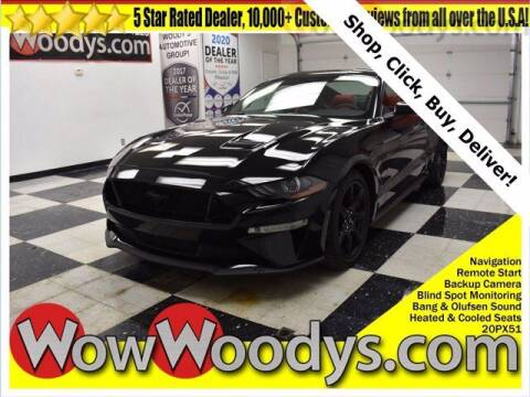 2020 Ford Mustang for sale at WOODY'S AUTOMOTIVE GROUP in Chillicothe MO