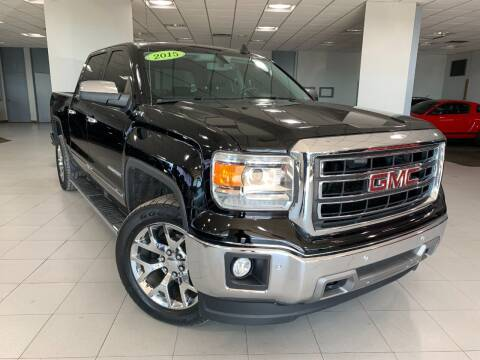 2015 GMC Sierra 1500 for sale at Auto Mall of Springfield in Springfield IL