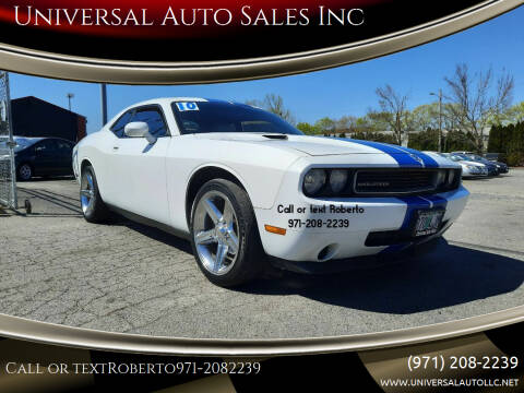 2010 Dodge Challenger for sale at Universal Auto Sales Inc in Salem OR