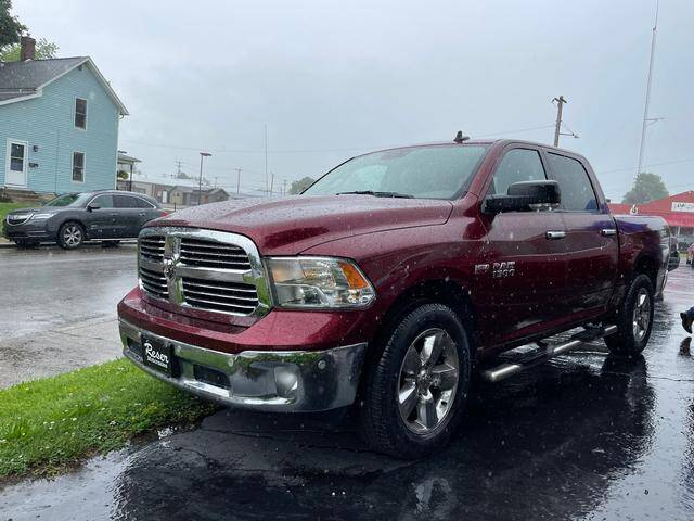 2016 RAM Ram Pickup 1500 for sale at Reser Motorsales in Urbana OH