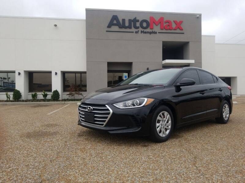 2017 Hyundai Elantra for sale at AutoMax of Memphis - Darrell James in Memphis TN