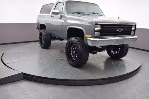 1987 Chevrolet Blazer for sale at Hickory Used Car Superstore in Hickory NC