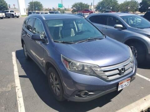 2014 Honda CR-V for sale at Stephen Wade Pre-Owned Supercenter in Saint George UT