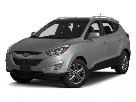 2014 Hyundai Tucson for sale at J T Auto Group in Sanford NC