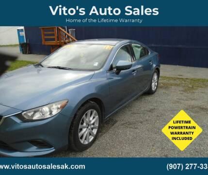 2015 Mazda MAZDA6 for sale at Vito's Auto Sales in Anchorage AK