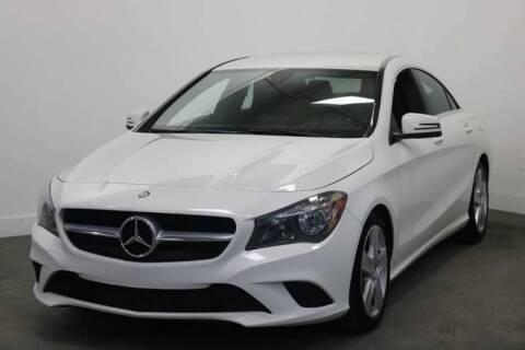 2015 Mercedes-Benz CLA for sale at Clawson Auto Sales in Clawson MI