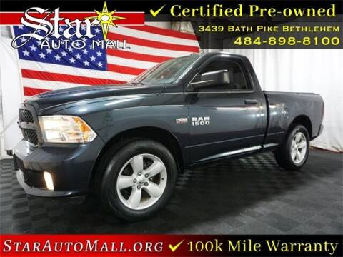 2013 RAM Ram Pickup 1500 for sale at STAR AUTO MALL 512 in Bethlehem PA