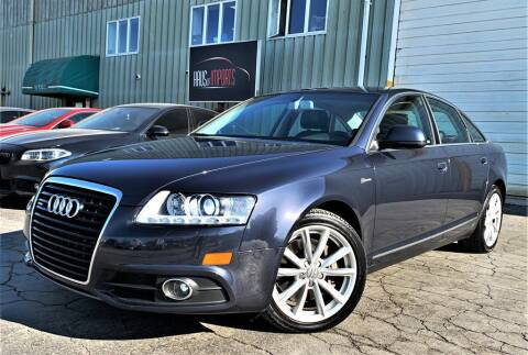 2011 Audi A6 for sale at Haus of Imports in Lemont IL