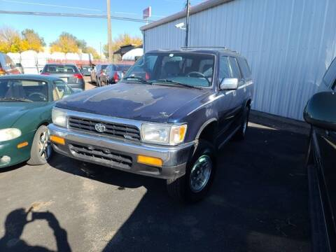 1994 Toyota 4Runner for sale at Cars 4 Idaho in Twin Falls ID
