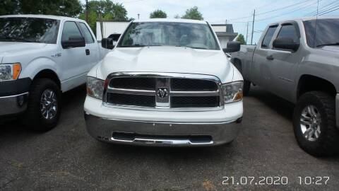 2011 RAM Ram Pickup 1500 for sale at E-Motorworks in Roswell GA