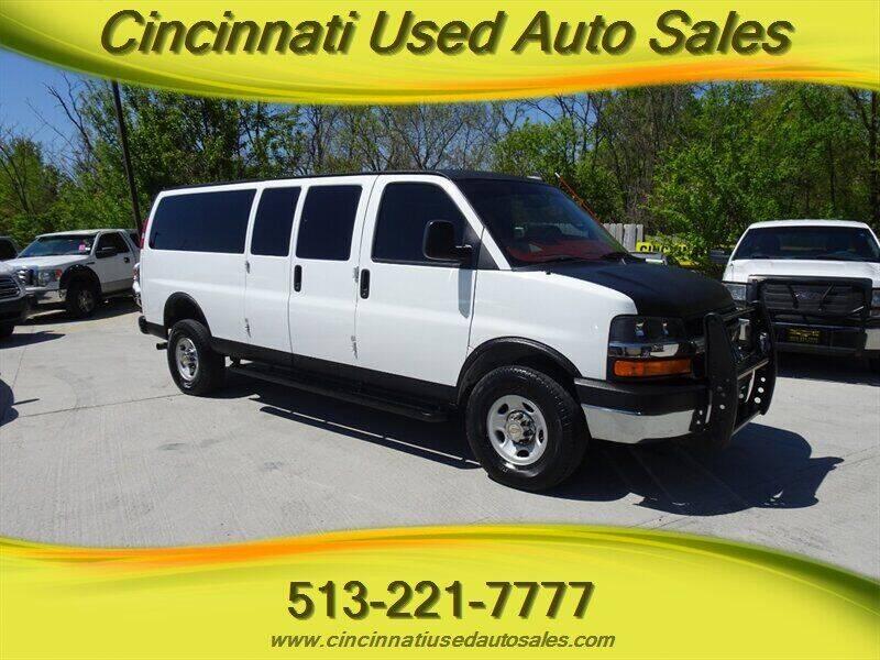 2016 Chevrolet Express Passenger for sale in Cincinnati, OH