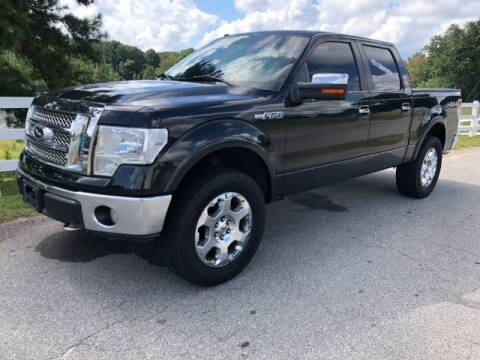 2010 Ford F-150 for sale at Cross Automotive in Carrollton GA