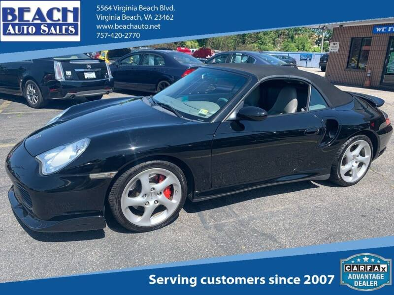 2004 Porsche 911 for sale at Beach Auto Sales in Virginia Beach VA