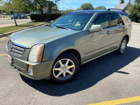 2005 Cadillac SRX for sale at Your Car Source in Kenosha WI