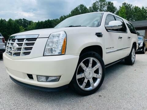 2010 Cadillac Escalade ESV for sale at Classic Luxury Motors in Buford GA