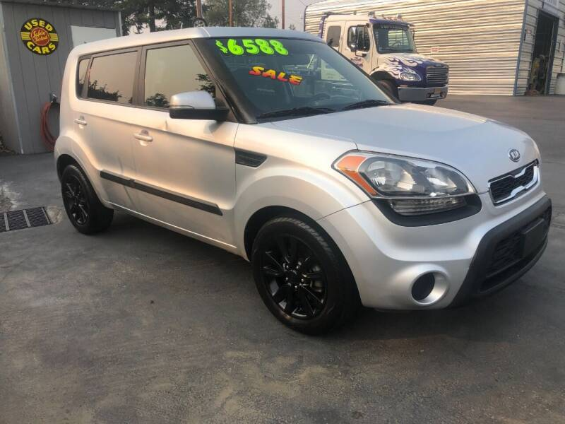 2012 Kia Soul for sale at 3 BOYS CLASSIC TOWING and Auto Sales in Grants Pass OR
