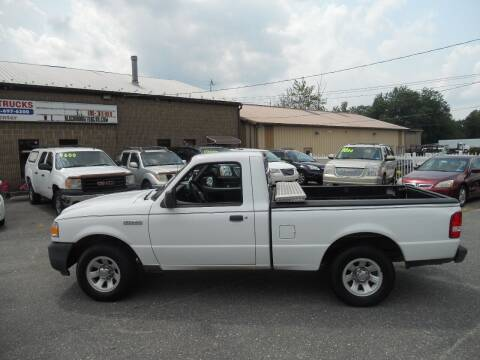 2009 Ford Ranger for sale at All Cars and Trucks in Buena NJ