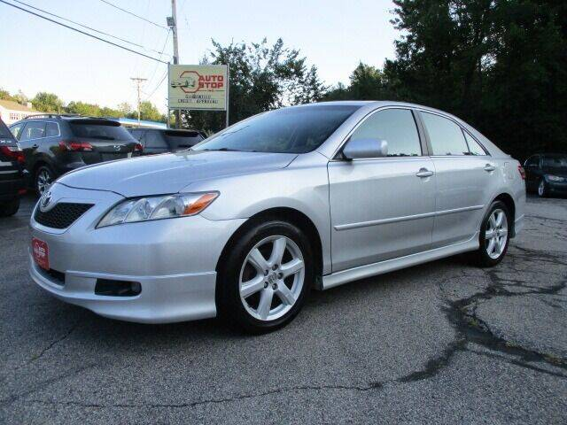 2008 Toyota Camry for sale at AUTO STOP INC. in Pelham NH