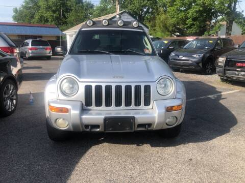 2003 Jeep Liberty for sale at SuperBuy Auto Sales Inc in Avenel NJ
