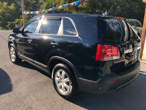 2012 Kia Sorento for sale at Elite Auto Sales Inc in Front Royal VA