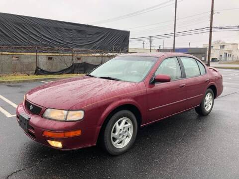 1996 Nissan Maxima for sale at Autos Under 5000 + JR Transporting in Island Park NY