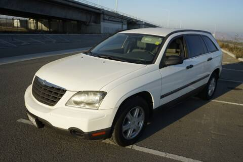 2005 Chrysler Pacifica for sale at Sports Plus Motor Group LLC in Sunnyvale CA