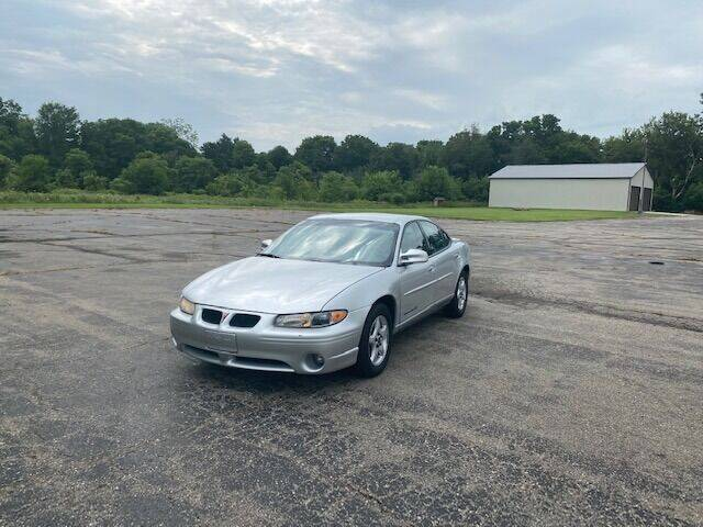 2002 Pontiac Grand Prix for sale at Caruzin Motors in Flint MI