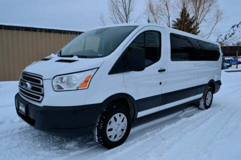 2016 Ford Transit Passenger for sale at Jackson Hole Ford of Alpine in Alpine WY