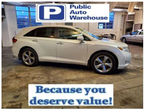 2011 Toyota Venza for sale at Public Auto Warehouse in Pekin IL