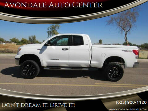 2007 Toyota Tundra for sale at Avondale Auto Center in Avondale AZ
