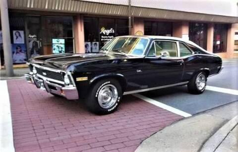 1971 Chevrolet Nova for sale at Classic Car Deals in Cadillac MI