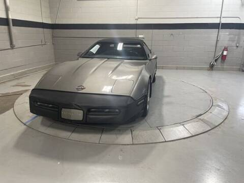 1986 Chevrolet Corvette for sale at Luxury Car Outlet in West Chicago IL