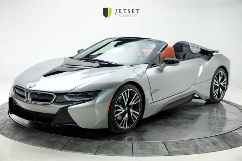 2019 BMW i8 for sale at Jetset Automotive in Cedar Rapids IA