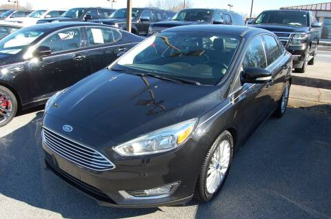 2015 Ford Focus for sale at Modern Motors - Thomasville INC in Thomasville NC