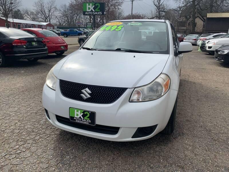 2012 Suzuki SX4 LE