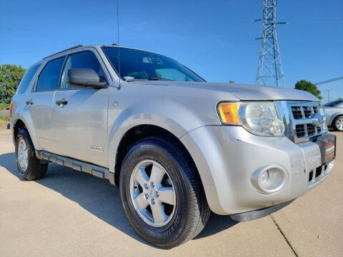 2008 Ford Escape for sale at CarNation Auto Group in Alliance OH