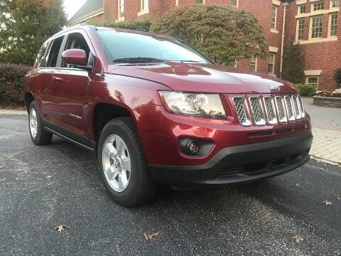2017 Jeep Compass for sale at CARSTORE OF GLENSIDE in Glenside PA