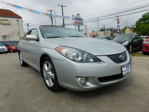 2006 Toyota Camry Solara for sale at AMD AUTO in San Antonio TX