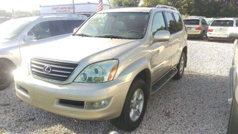 2006 Lexus GX 470 for sale at Tony's Auto Sales in Jacksonville FL