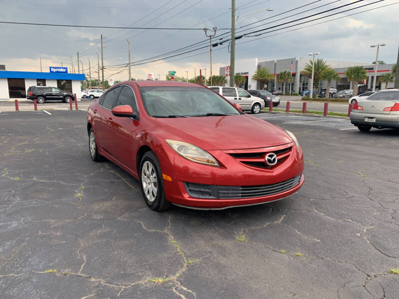 2009 Mazda MAZDA6 for sale at Sam's Motor Group in Jacksonville FL