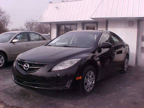 2010 Mazda MAZDA6 for sale at Bates Auto & Truck Center in Zanesville OH
