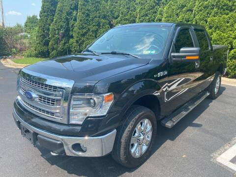 2014 Ford F-150 for sale at Professionals Auto Sales in Philadelphia PA