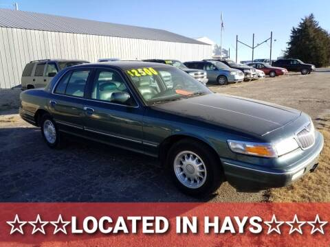 1996 Mercury Grand Marquis for sale at Bretz Inc in Dighton KS