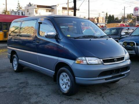 1995 Toyota Granvia Diesel 4WD for sale at JDM Car & Motorcycle LLC in Seattle WA