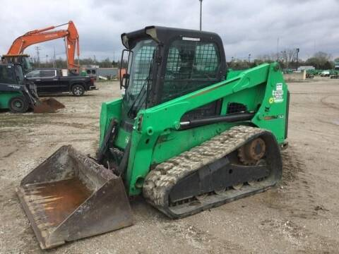 2014 Bobcat T630 for sale at Vehicle Network - Milam's Equipment Sales in Sutherlin VA