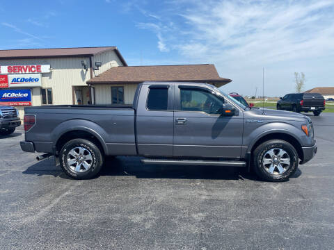 2011 Ford F-150 for sale at Pro Source Auto Sales in Otterbein IN