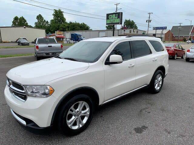 2012 Dodge Durango for sale at Chili Motors in Mayfield KY