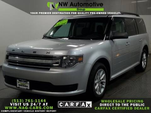 2017 Ford Flex for sale at NW Automotive Group in Cincinnati OH